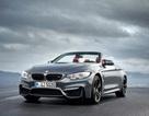 BMW giới thiệu xe M4 Convertible