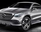 Mercedes gia nhập phân khúc crossover-coupe