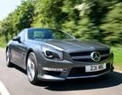 Nhiều thay đổi cho dòng xe Mercedes SL