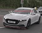 Aston Martin Lagonda trên đường thử
