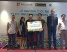Microsoft Việt Nam trao 1 tỷ đồng cho ứng dụng Windows Phone xuất sắc