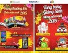 Nokia Store: Giải thưởng lớn, Quà giá trị tới 150 triệu vào mùa Giáng sinh