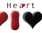 """Hãng điện thoại Nhật Bản ra mắt điện thoại """"trái tim"""" siêu độc"""