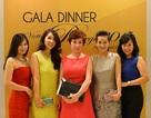 Nhiều nữ doanh nhân xinh đẹp xuất hiện tại bữa tiệc sang trọng