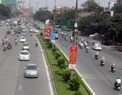 Hà Nội sẽ phân làn giao thông 5 tuyến đường trong năm nay
