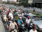 Hàng vạn người rời Thủ đô, giao thông căng cứng