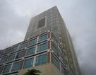 Cháy tòa nhà 18 tầng của Tổng cục Hải quan, nhiều người hoảng loạn