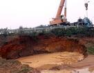 Vỡ đường ống nước sông Đà, hơn 70.000 hộ dân Hà Nội bị ảnh hưởng