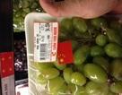 Nho BigC dán cờ Trung Quốc: Công an và Quản lý thị trường vào cuộc?