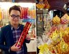 Chàng trai 8X bỏ làm sếp ngân hàng về sản xuất hương truyền thống