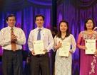 Báo Dân trí nhận Giải Báo chí Quốc gia năm 2013