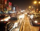 Hà Nội cấm đường Xã Đàn để thi công cầu đi bộ