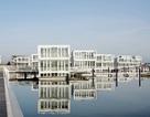 Những căn nhà nổi bồng bềnh trên nước giữa thủ đô xứ sở hoa tulip