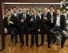 """Real Madrid tổ chức lễ """"Giáng sinh trắng"""" đầy ấm cúng"""