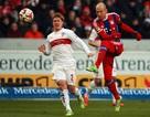 Stuttgart 0-2 Bayern Munich: Gã khổng lồ thức giấc