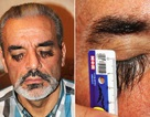 Người đàn ông nuôi mộng lập kỷ lục lông mi dài nhất thế giới