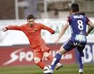 Messi đi bóng ảo diệu qua hàng loạt cầu thủ đối phương