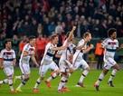 Chật vật hạ Leverkusen, Bayern hẹn Dortmund ở bán kết Cúp Quốc gia Đức