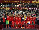Quật ngã Dnipro, Sevilla bảo vệ thành công chức vô địch Europa League