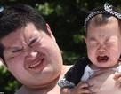 Độc đáo lễ hội dọa trẻ con khóc