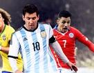 Điểm mặt những siêu sao tụ hội tại Copa America 2015