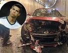 Vidal, C.Ronaldo và những ngôi sao bóng đá biến siêu xe thành sắt vụn