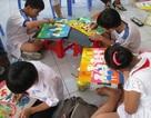 Sôi động vẽ tranh phòng chống bạo lực học đường