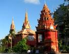 Chiêm ngưỡng vẻ đẹp đặc sắc ngôi chùa Phật giáo Khmer