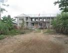 Trường cũ quá tải, trường mới ì ạch xây hơn 2 năm vẫn chưa xong