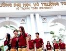 ĐH Võ Trường Toản tuyển hơn 2.100 chỉ tiêu năm 2013