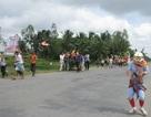 Người dân Khmer náo nức đón năm mới