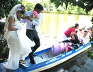 Đám cưới ở sông nước miền Tây