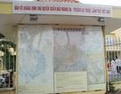 Nhiều trường treo bản đồ khẳng định chủ quyền quần đảo Hoàng Sa, Trường Sa