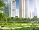 Vinhomes Central Park sắp bung hàng mới