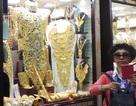 Chợ vàng kỳ lạ ở nơi xa xỉ nhất thế giới