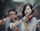 Ấn tượng clip dàn nhạc giao hưởng 9x diễn trên đường phố