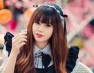 """Bộ ảnh cosplay """"cô hầu bàn"""" hút mắt của 9X Sài Gòn"""