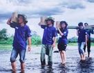 Hình ảnh ấn tượng 15 năm tình nguyện của thanh niên Việt