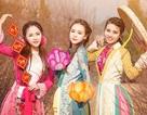 Bộ ba thiếu nữ 9x tài năng khoe sắc trong tà áo tứ thân