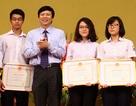 Tuyên dương học sinh giỏi và tập thể, cá nhân tiêu biểu ngành Giáo dục Thủ đô