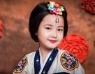 """Bé gái 7 tuổi giống nàng Đê Chang Kưm """"phiên bản nhí"""""""