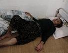 Người đàn bà tội nghiệp bị bỏ rơi trước Trung tâm công tác xã hội