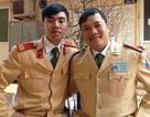 Xuân về Hà Nội, gặp 2 chiến sĩ CSGT bắt cướp trên phố