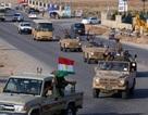 Chiến binh người Kurd từ Iraq sang Syria chiến đấu với IS