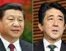 Lãnh đạo Nhật-Trung lần đầu gặp thượng đỉnh sau 2 năm lạnh nhạt