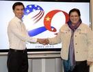 Công bố logo chào mừng 20 năm quan hệ Việt-Mỹ