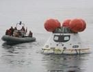 Tàu vũ trụ thế hệ mới của NASA trở về Trái đất thành công