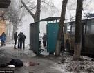 """Đàm phán hòa bình cho Đông Ukraine kết thúc """"tay trắng"""""""