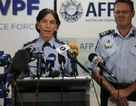 Úc bắt 2 nghi phạm khủng bố chuẩn bị ra tay tại Sydney
