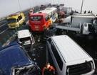 Hàn Quốc: 100 xe đâm liên hoàn, 2 người Việt bị thương
